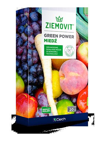 GREEN POWER MIEDŹ