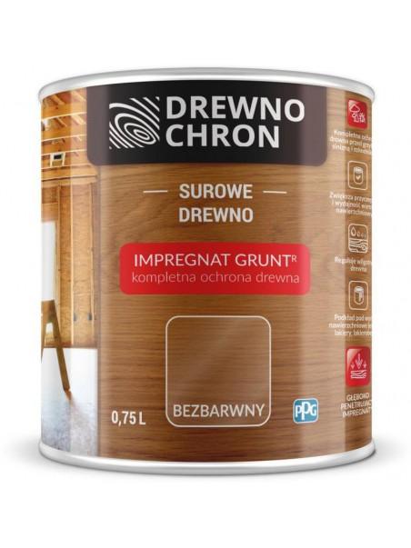 IMPREGNAT GRUNT R DREWNOCHRON