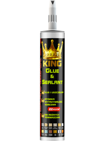 KLEJ KING GLUE & SEALANT