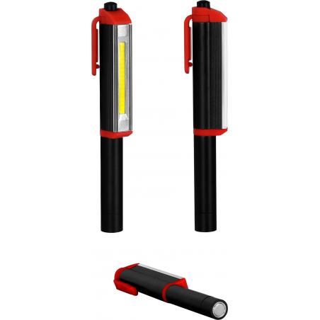 LATARKA LED PEN+2XMAGNETS 200LM OS-LFL-007