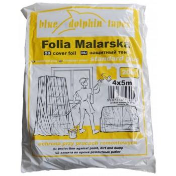 FOLIA OCHRONNA MALARSKA...