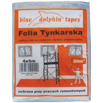 FOLIA TYNKARSKA TRANSPARENTNA