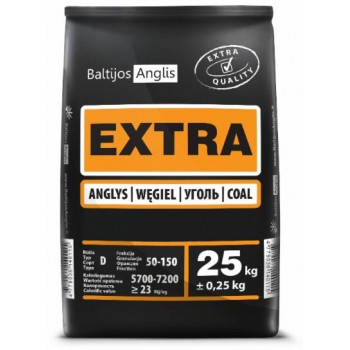 """WĘGIEL """"KOSTKA"""" EXTRA 50-150mm"""
