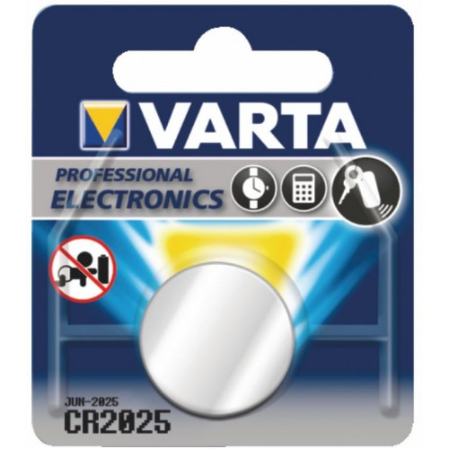 BATERIA CR 2025 PROFESSIONAL ELECTRONIC