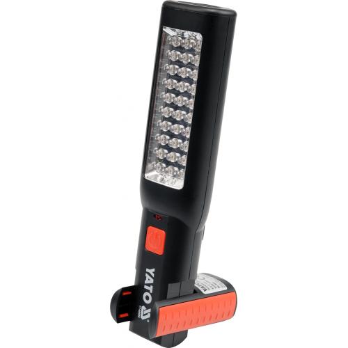 LAMPA WARSZTATOWA 30+7 LED